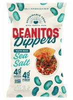 Beanitos Dippers Sea Salt White Bean Tortilla Chips