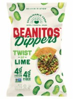 Beanitos  White Bean Tortilla Chips Gluten Free   Twist of Lime