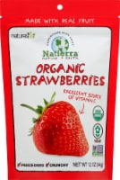 Nature's All Foods Organic Freeze-Dried Strawberries