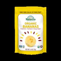 Nature's All Foods Organic Freeze Dried Banana