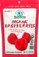 Nature's All Freeze Dried Organic Raspberries