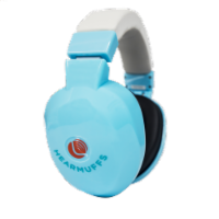 Lucid Audio HearMuffs Infant Passive - Pastel Blue