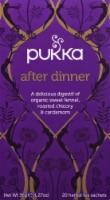 Pukka After Dinner Herbal Tea Sachets