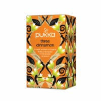 Pukka Three Cinnamon Herbal Tea Sachets