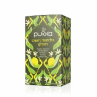 Pukka Clean Matcha Green 20 Count