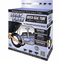Flat Free 6 In. Wheelbarrow Tire Smart Tube 45011 - 1
