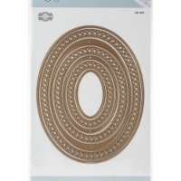 Spellbinders S5401 Candlewick Classics Collection - Etched Dies - Ovals