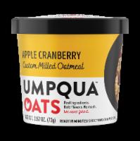 Umpqua Oats Apple Cranberry Custom Milled Oatmeal