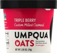 Umpqua Oats Triple Berry Oatmeal - 2.53 oz