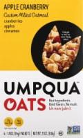 Umpqua Oats Insane Grains Apple Cranberry Crisp with Quinoa & Chia Oatmeal