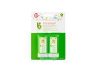 Babyganics Pure Mineral Sunscreen Sticks SPF 50 - 2 ct