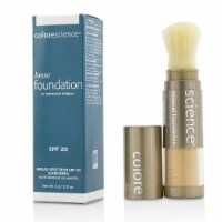 Colorescience Loose Mineral Foundation Brush SPF 20  Medium Bisque 0.21 oz - 0.21 oz