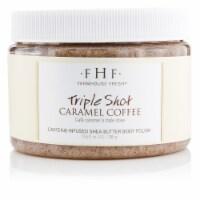 Farmhouse Fresh Body Polish  Triple Shot Caramel Coffee 385g/13.6oz - 385g/13.6oz