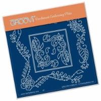 Groovi Plate - Tina's Henna Petites A6 Sq - 1