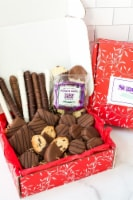 Chocolate and Chips Gourmet Chocolate Gift Assortment - N/A