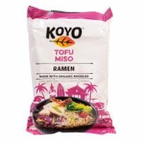 Koyo Tofu & Miso Ramen with Organic Noodles