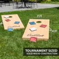 Eastpoint Sports 1-1-16947-DS Tournament Size Legacy Cornhole Beanbag Toss Set - 1 Unit