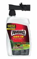 Amdro Quick Kill 32 Oz. Ready To Spray Hose End Insect Killer 100522991