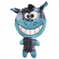 Schoochie Pet 505 Happy Day Face Plush Dog Toys, 10.5 in.