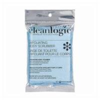 Cleanlogic - Black Scrbr Exfoliating Hnd - 1 CT