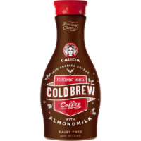 Califia Farms Peppermint Mocha Cold Brew Coffee with Almond Milk