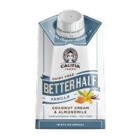 Califia Farms Better Half Vanilla Coconut Cream & Almondmilk