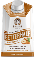 Califia Farms  Dairy Free Better Half Hazelnut Flavored Coconut Cream & Almond Milk