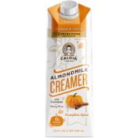 Califia Farms Better Half Pumpkin Spice Half-n-Half Creamer