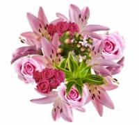 Rose and Lily Bouquet - 1 ct