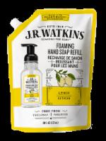 J.R. Watkins Lemon Foaming Hand Soap Refill
