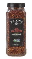 Watkins Organic Crushed Red Pepper - 9.5 oz