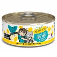 Weruva International WU01507 5.5 oz Best Feline Friend Play Topsy Turvy Cat Food, Pack of 8 - 1