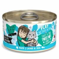 Weruva International WU01564 2.8 oz Best Feline Friend Play Tweet Me Cat Food, Pack of 12 - 1