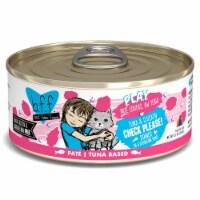 Weruva International WU01601 5.5 oz Best Feline Friend Play Check Please Cat Food Cans, Pack - 1