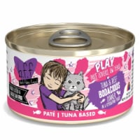 Weruva International WU01612 2.8 oz Best Feline Friend Play Bodacious Cat Food Cans, Pack of - 1