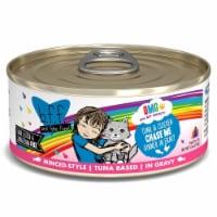 Weruva International WU01707 5.5 oz Best Feline Friend OMG Chase Me Cat Food, Pack of 12 - 1