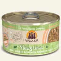 Weruva International WU01814 2.8 oz Stew Stewy Lewis Cat Food, Pack of 12 - 1