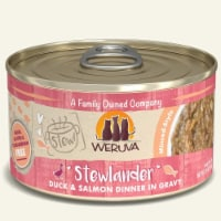 Weruva International WU01816 2.8 oz Stew Stewlander Cat Food, Pack of 12 - 1