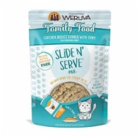 Weruva 813778018920 2.8 oz Cat Slide & Serve Family Feud Food
