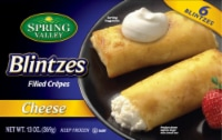 Spring Valley Cheese Filled Crepes Blintzes - 13 oz