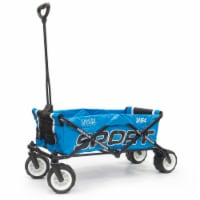 Creative Outdoor Sport All-Terrain Folding Wagon - Blue