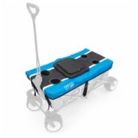 Creative Outdoor Sport Wagon Table Top Cooler - Blue - 1 ct