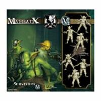 Wyrd Miniatures WYR20632 Gremlins - Survivors 3