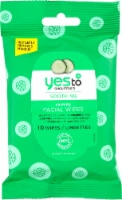 Yes To Cucumbers Soothing Hypoallergenic Facial Wipes