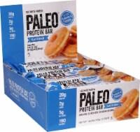 Julian Bakery Paleo Glazed Donut Flvaored Egg White Protein Bar
