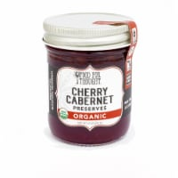 Organic Cherry Cabernet Preserves - 1
