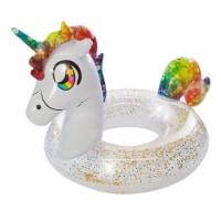 PoolCandy Glitter Unicorn Pool Tube - 1 ct