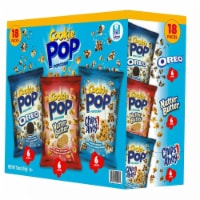 Cookie Pop Variety Pack, 1 Ounce (Pack of 18) - 1 unit
