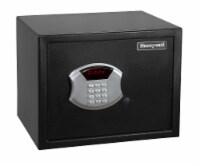 Honeywell Digital Steel Safe - Black - 0.84 cu ft