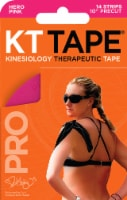 KT Tape Hero Pink Kinesiology Therapeutic Tape Strips